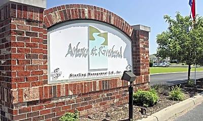Community Signage, Arbors At Riverbend, 2