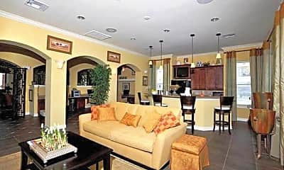 Living Room, 9012 Courtenay St, 2