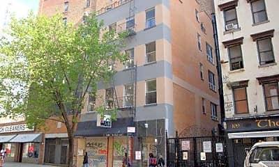 Building, 105 E 9th St, 2
