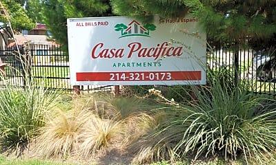 Casa Pacifica Apartments, 1