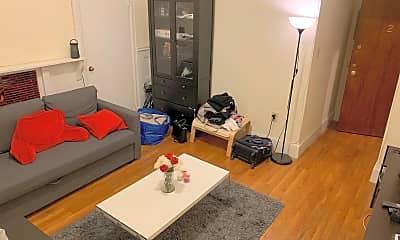 Living Room, 468 Commonwealth Avenue, 1