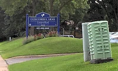 Concordia Arms, 1