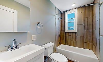 Bathroom, 279 Concord Avenue, Unit 3, 2