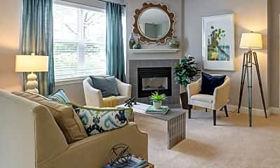 Living Room, 205 Highland Ave, 2
