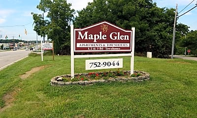 Maple Glen Apartments & Town Homes, 1