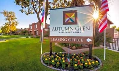 Building, Autumn Glen, 0