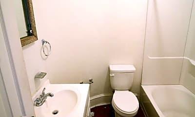 Bathroom, 22 E Mt Vernon Pl, 2