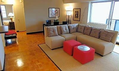 Living Room, 1500 Tremont St, 2