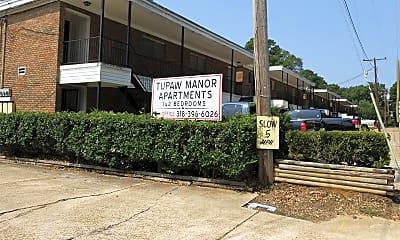 Tupaw Manor Apartments, 1