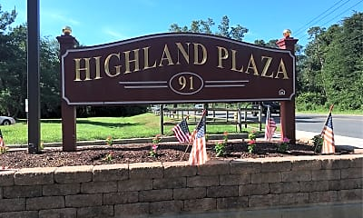 Highland Plaza, 1
