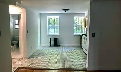 Living Room, 429 Clermont Ave 1, 1