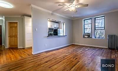 Living Room, 550 Audubon Ave, 1