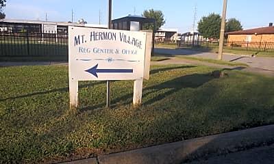 Mt. Herman Village, 1