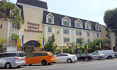 Wilshire Hobart Ambassador Apartments, 0