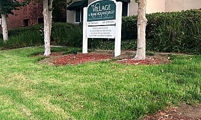 Village at Rancho San Diego, 1