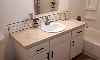 Bathroom, 3812 Gulley Ave, 1