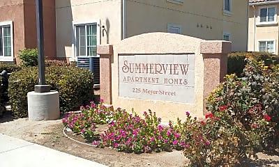 Summerview, 1
