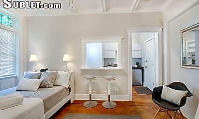 Living Room, 600 Bergen Ave, 1