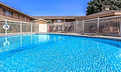 Pool, Orleans Apartment homes, 0