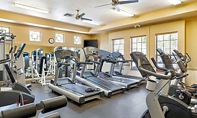 Fitness Weight Room, 8350 Via Serena, 2
