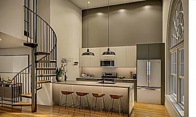 Kitchen, 2 Derby Square 401, 0