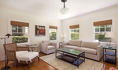 Living Room, 435 Montana Ave 2BED2BATH, 1