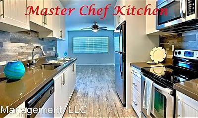 Kitchen, 6507 & 6510 Ocean Crest Drive, 0