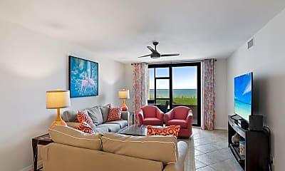 Living Room, 4800 Florida A1A 116, 0