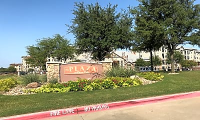 Plaza at Chase Oaks, 1