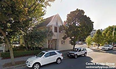 Building, 2872 Massachusetts Ave, 2