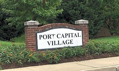 Port Capital Village, 1