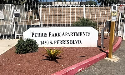 Perris Park Apartments, 1