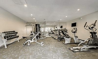 Fitness Weight Room, 1803 Wimbledon Oaks Ln, 2