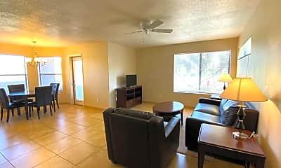 Living Room, 4850 E Desert Cove Ave 116, 0