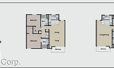 Building, 712 E Walnut St, 2