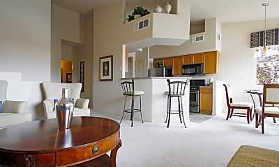 Living Room, Coronado Bay Club, 1