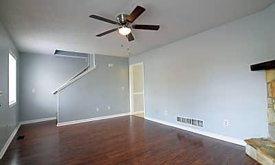 Bedroom, 3741 Cherokee Overlook Drive, 2