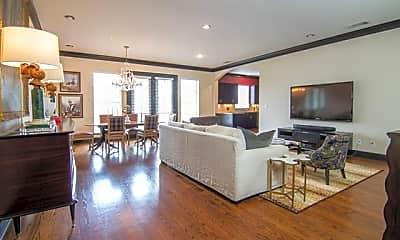 Living Room, 2300 Leonard St 304, 1