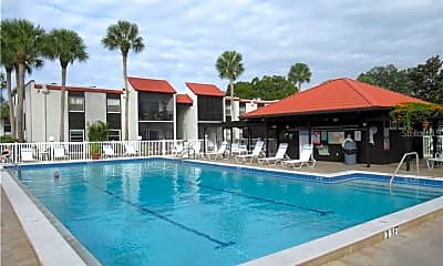 Pool, 3241 S Beneva Rd 201, 1
