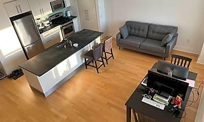 Living Room, 4 Beacon Way 311, 1