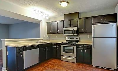 Kitchen, Davis Park, 1