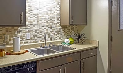 Kitchen, Evergreen at Hickory Valley, 0