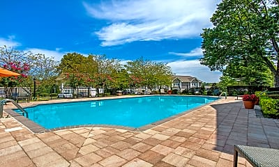 Pool, 865 Bellevue Apartments, 0
