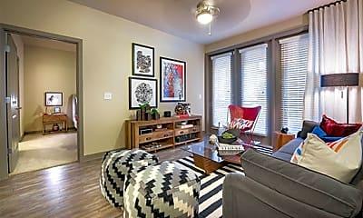 Bedroom, 900 S Lamar, 2
