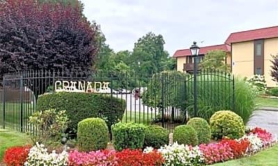 Community Signage, 6 Granada Crescent, 0