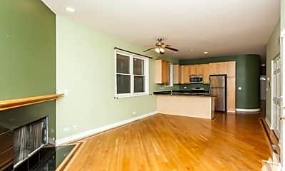 Living Room, 2043 W Erie St, 0