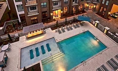 Pool, The Marq at Crabtree, 2