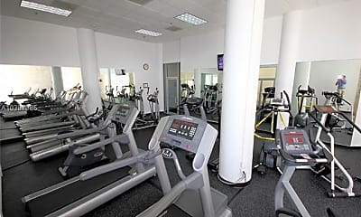 Fitness Weight Room, 5161 Collins Ave 518, 2