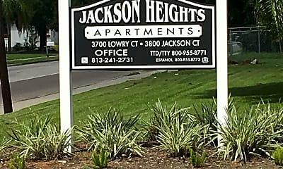 Jackson Heights Apartments, 1