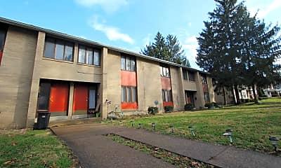 Building, 413 W Steuben St, 2